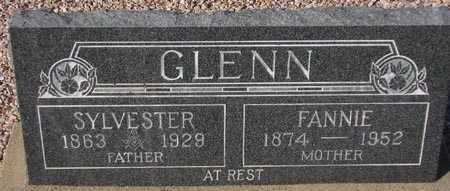 GLENN, SYLVESTER - Maricopa County, Arizona   SYLVESTER GLENN - Arizona Gravestone Photos
