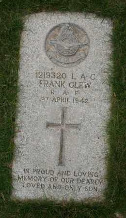 GLEW, FRANK - Maricopa County, Arizona | FRANK GLEW - Arizona Gravestone Photos