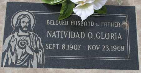 GLORIA, NATIVIDAD Q. - Maricopa County, Arizona | NATIVIDAD Q. GLORIA - Arizona Gravestone Photos
