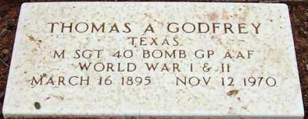 GODFREY, THOMAS ALLEN - Maricopa County, Arizona   THOMAS ALLEN GODFREY - Arizona Gravestone Photos