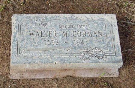 GODMAN, WALTER MONTGOMERY - Maricopa County, Arizona | WALTER MONTGOMERY GODMAN - Arizona Gravestone Photos