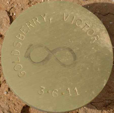 GOLDSBERRY, VICTOR - Maricopa County, Arizona | VICTOR GOLDSBERRY - Arizona Gravestone Photos