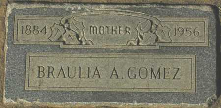 GOMEZ, BRAULIA A. - Maricopa County, Arizona | BRAULIA A. GOMEZ - Arizona Gravestone Photos