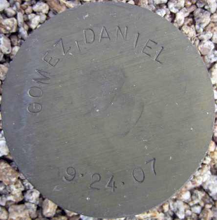 GOMEZ, DANIEL - Maricopa County, Arizona | DANIEL GOMEZ - Arizona Gravestone Photos
