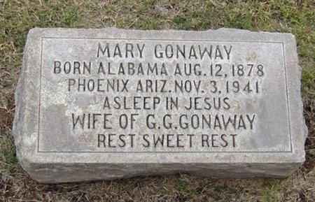 GONAWAY, MARY - Maricopa County, Arizona   MARY GONAWAY - Arizona Gravestone Photos