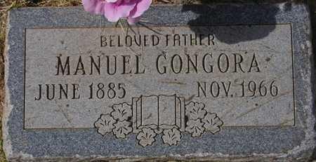 GONGORA, MANUEL - Maricopa County, Arizona | MANUEL GONGORA - Arizona Gravestone Photos
