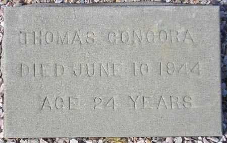 GONGORA, THOMAS - Maricopa County, Arizona | THOMAS GONGORA - Arizona Gravestone Photos