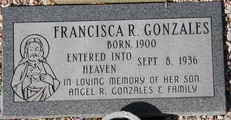 GONZALES, FRANCISCA R. - Maricopa County, Arizona | FRANCISCA R. GONZALES - Arizona Gravestone Photos