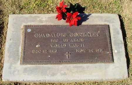 GONZALES, GUADALUPE - Maricopa County, Arizona | GUADALUPE GONZALES - Arizona Gravestone Photos