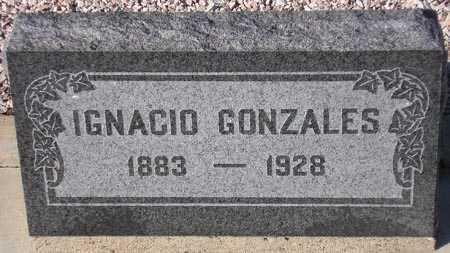 GONZALES, IGNACIO - Maricopa County, Arizona | IGNACIO GONZALES - Arizona Gravestone Photos