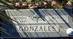 GONZALES, NORA - Maricopa County, Arizona   NORA GONZALES - Arizona Gravestone Photos