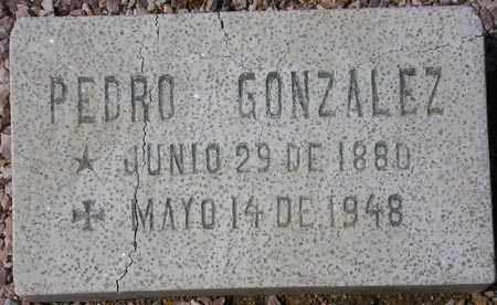 GONZALEZ, PEDRO - Maricopa County, Arizona | PEDRO GONZALEZ - Arizona Gravestone Photos