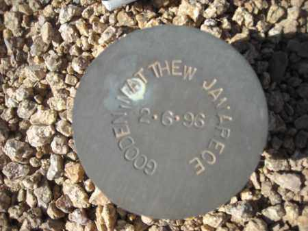 GOODEN, MATTHEW JAMARECE - Maricopa County, Arizona   MATTHEW JAMARECE GOODEN - Arizona Gravestone Photos
