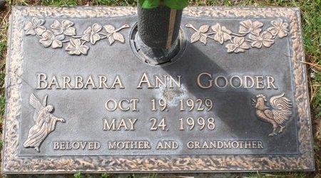 DEERING GOODER, BARBARA ANN - Maricopa County, Arizona | BARBARA ANN DEERING GOODER - Arizona Gravestone Photos