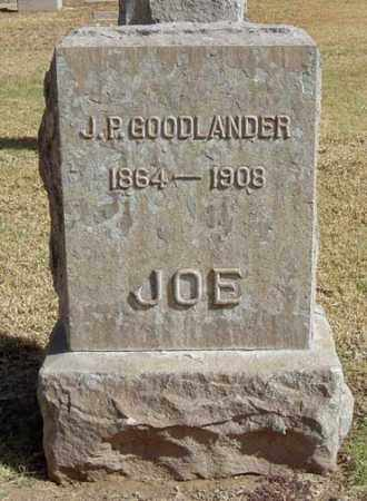 GOODLANDER, JAMES PRICE - Maricopa County, Arizona | JAMES PRICE GOODLANDER - Arizona Gravestone Photos