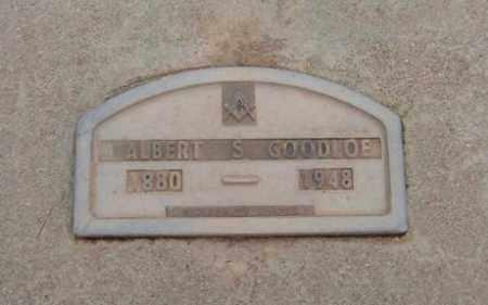 GOODLOE, ALBERT SIDNEY - Maricopa County, Arizona | ALBERT SIDNEY GOODLOE - Arizona Gravestone Photos