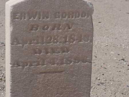GORDON, S ERWIN - Maricopa County, Arizona   S ERWIN GORDON - Arizona Gravestone Photos