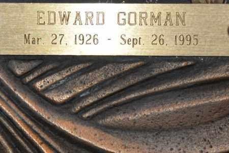 GORMAN, EDWARD - Maricopa County, Arizona | EDWARD GORMAN - Arizona Gravestone Photos