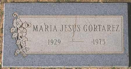 GORTAREZ, MARIA JESUS - Maricopa County, Arizona | MARIA JESUS GORTAREZ - Arizona Gravestone Photos