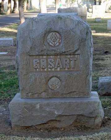 GOSART, ALBERT J - Maricopa County, Arizona   ALBERT J GOSART - Arizona Gravestone Photos