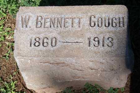 GOUGH, W. BENNETT - Maricopa County, Arizona | W. BENNETT GOUGH - Arizona Gravestone Photos