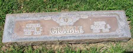 GRABLE, HARRY E. - Maricopa County, Arizona | HARRY E. GRABLE - Arizona Gravestone Photos