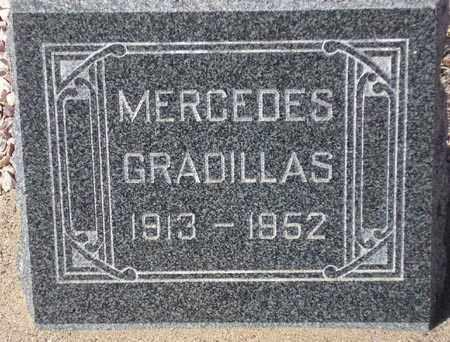 GRADILLAS, MERCEDES - Maricopa County, Arizona | MERCEDES GRADILLAS - Arizona Gravestone Photos