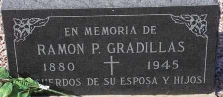 GRADILLAS, RAMON P. - Maricopa County, Arizona | RAMON P. GRADILLAS - Arizona Gravestone Photos