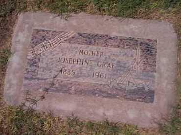 GRAF, JOSEPHINE - Maricopa County, Arizona   JOSEPHINE GRAF - Arizona Gravestone Photos