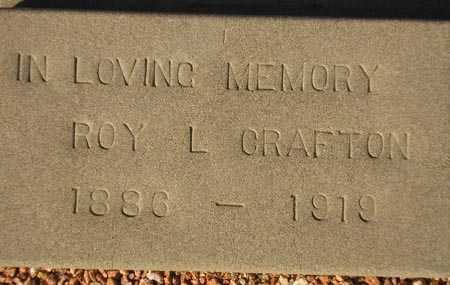 GRAFTON, ROY L. - Maricopa County, Arizona | ROY L. GRAFTON - Arizona Gravestone Photos