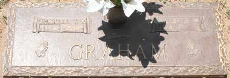 GRAHAM, ELIZABETH M. - Maricopa County, Arizona   ELIZABETH M. GRAHAM - Arizona Gravestone Photos