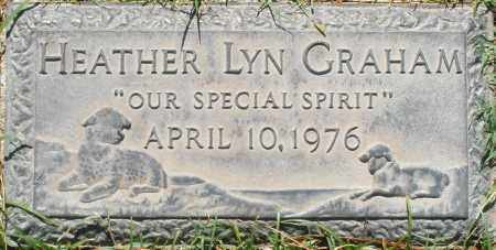 GRAHAM, HEATHER LYN - Maricopa County, Arizona | HEATHER LYN GRAHAM - Arizona Gravestone Photos