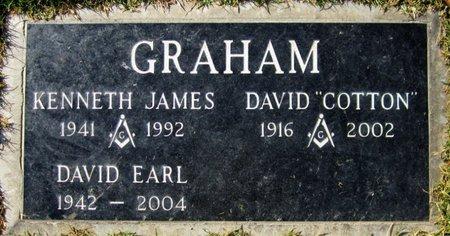GRAHAM, DAVID EARL - Maricopa County, Arizona | DAVID EARL GRAHAM - Arizona Gravestone Photos