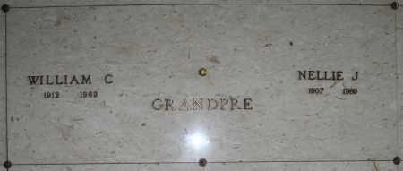 GRANDPRE, WILLIAM C - Maricopa County, Arizona | WILLIAM C GRANDPRE - Arizona Gravestone Photos