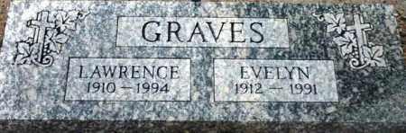 GRAVES, LAWRENCE - Maricopa County, Arizona | LAWRENCE GRAVES - Arizona Gravestone Photos
