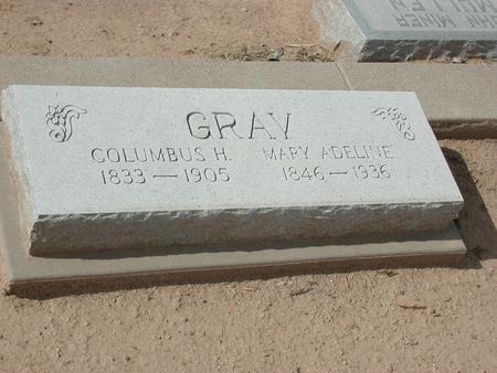 NORRIS GRAY, MARY - Maricopa County, Arizona | MARY NORRIS GRAY - Arizona Gravestone Photos