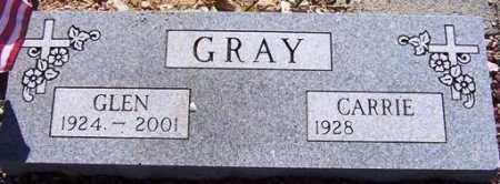 GRAY, GLEN V. - Maricopa County, Arizona | GLEN V. GRAY - Arizona Gravestone Photos