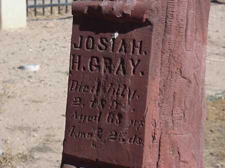 GRAY, JOSIAH HOLCOMB - Maricopa County, Arizona | JOSIAH HOLCOMB GRAY - Arizona Gravestone Photos