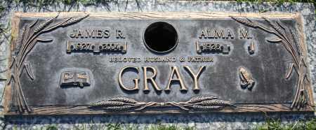 GRAY, ALMA M. - Maricopa County, Arizona | ALMA M. GRAY - Arizona Gravestone Photos