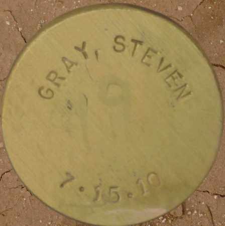 GRAY, STEVEN - Maricopa County, Arizona | STEVEN GRAY - Arizona Gravestone Photos