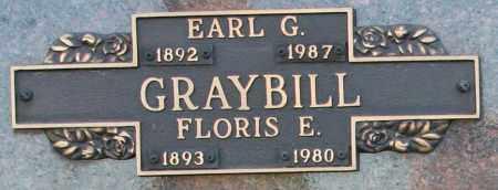 GRAYBILL, EARL G - Maricopa County, Arizona | EARL G GRAYBILL - Arizona Gravestone Photos