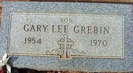 GREBIN, GARY LEE - Maricopa County, Arizona   GARY LEE GREBIN - Arizona Gravestone Photos