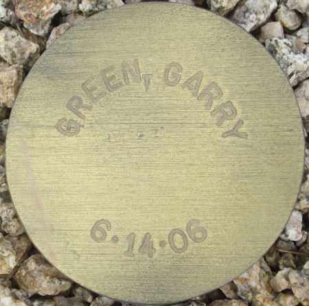 GREEN, GARRY - Maricopa County, Arizona | GARRY GREEN - Arizona Gravestone Photos