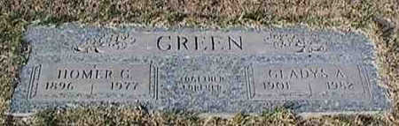 GREEN, HOMER G. - Maricopa County, Arizona | HOMER G. GREEN - Arizona Gravestone Photos