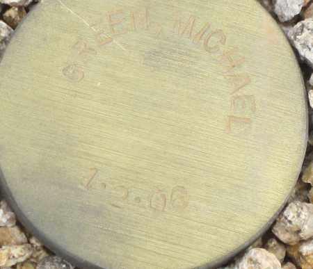 GREEN, MICHAEL - Maricopa County, Arizona | MICHAEL GREEN - Arizona Gravestone Photos