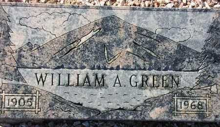 GREEN, WILLIAM A. - Maricopa County, Arizona | WILLIAM A. GREEN - Arizona Gravestone Photos