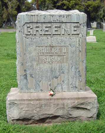 GREENE, ROBERT OSCAR - Maricopa County, Arizona | ROBERT OSCAR GREENE - Arizona Gravestone Photos