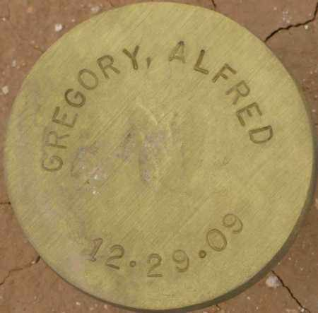 GREGORY, ALFRED - Maricopa County, Arizona | ALFRED GREGORY - Arizona Gravestone Photos