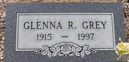 GREY, GLENNA R. - Maricopa County, Arizona | GLENNA R. GREY - Arizona Gravestone Photos