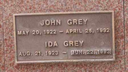 GREY, JOHN - Maricopa County, Arizona | JOHN GREY - Arizona Gravestone Photos